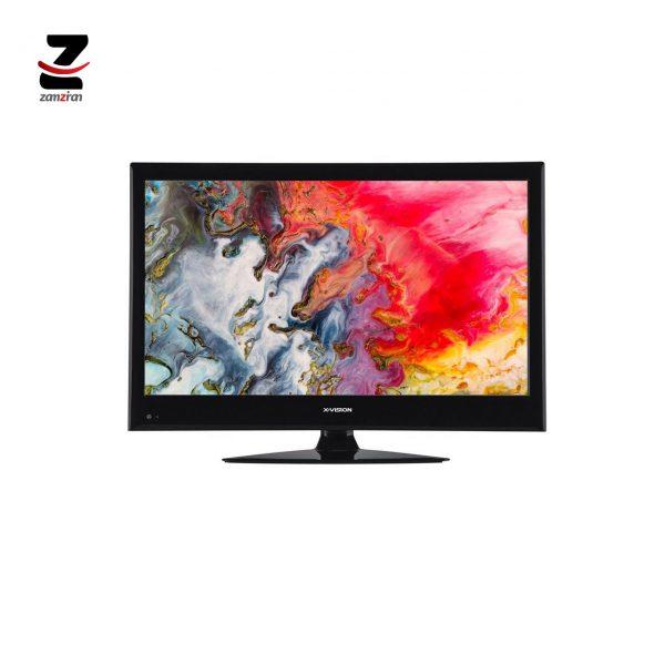 تلویزیون ال ای دی HD ایکس ویژن مدل XS450 سایز 24 اینچ