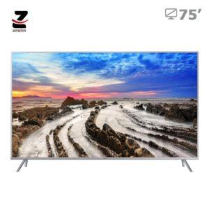 تلویزیون هوشمند سامسونگ مدل NU7100 سایز 75 اینچ