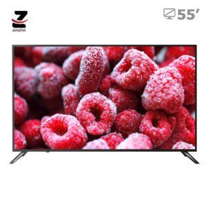 تلویزیون هوشمند شهاب مدل SH102U1 سایز 55 اینچ