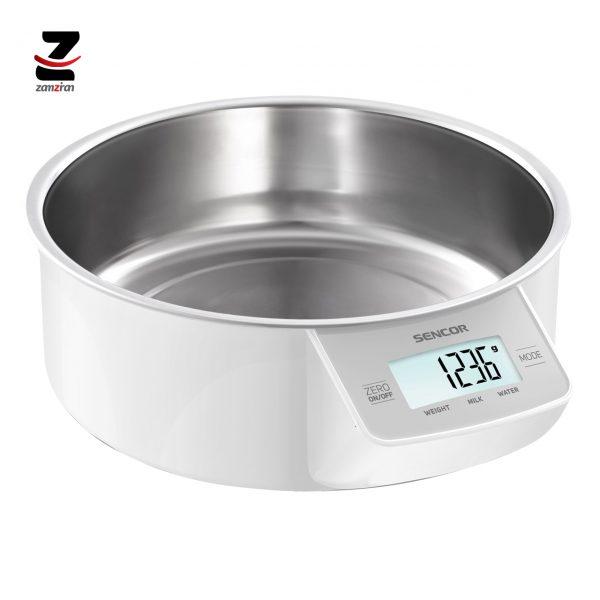 ترازو-آشپزخانه-سنکور-مدل-SKS-4030HW