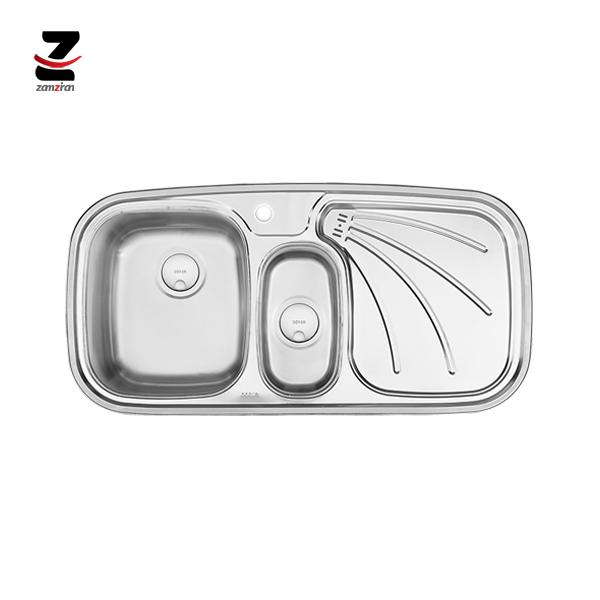 سینک-ظرفشویی-درسا-مدل-DS-111-توکار-فانتزی-05