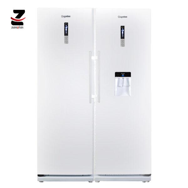 یخچال و فریزر دوقلوی دیپوینت مدل D2