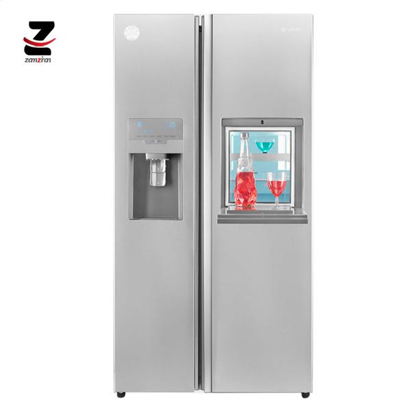 یخچال-فریزر-ساید-بای-ساید-اسنوا-مدل-S8-2320-03