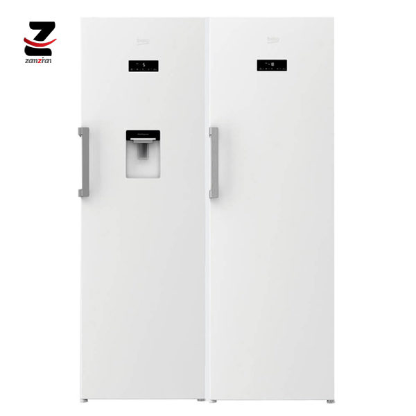 یخچال و فریزر دوقلوی بکو مدل 445E33DW|312E23W