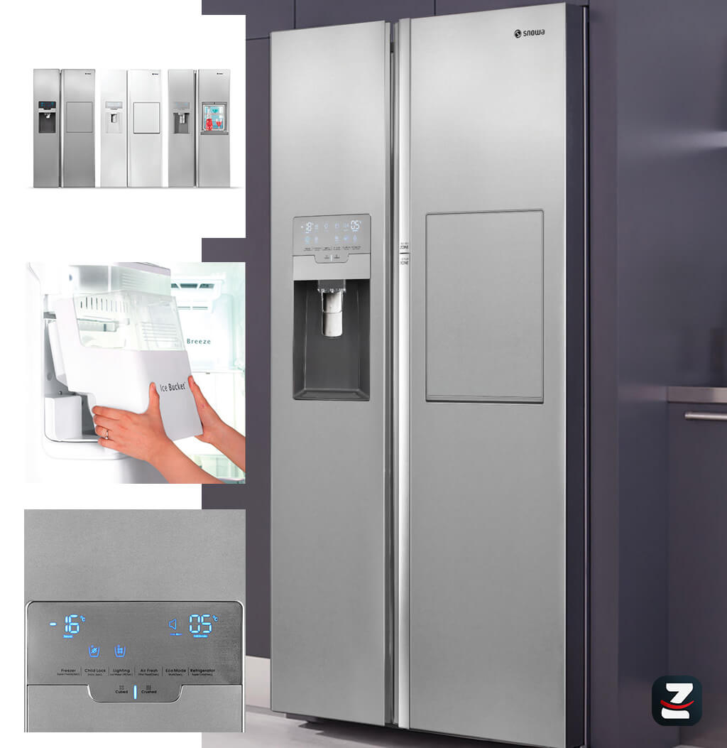 snowa refrigerator hyper