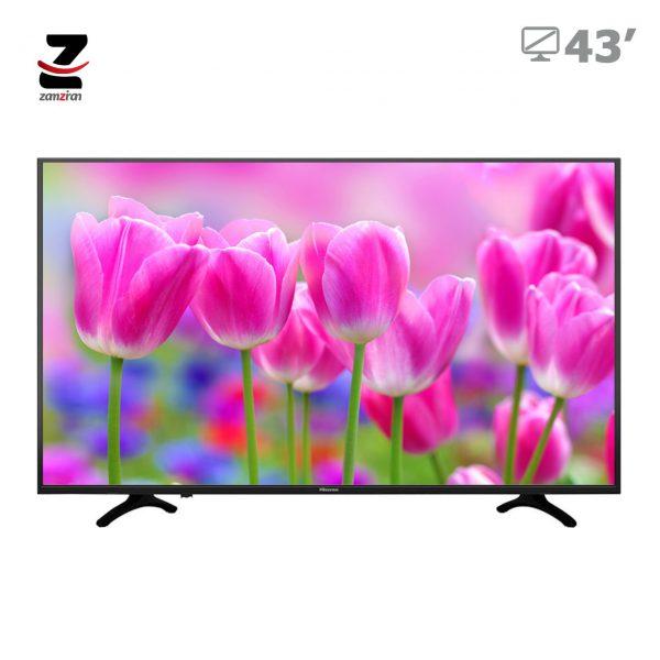 تلویزیون ال ای دی full hd هوشمند هایسنس مدل A5600PW سایز 43 اینچ