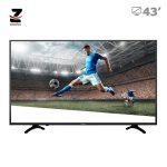 تلویزیون هوشمند هایسنس مدل A5600PW سایز 43 اینچ
