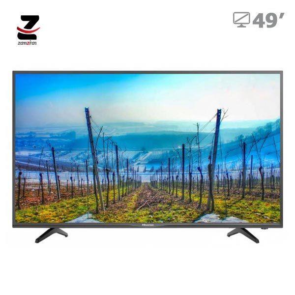 تلویزیون هوشمند هایسنس مدل N2170PW سایز 49 اینچ
