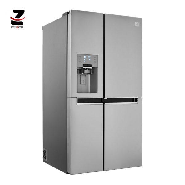 یخچال-فریزر-ساید-بای-ساید-دوو-مدل-D2S-0036-SS-02