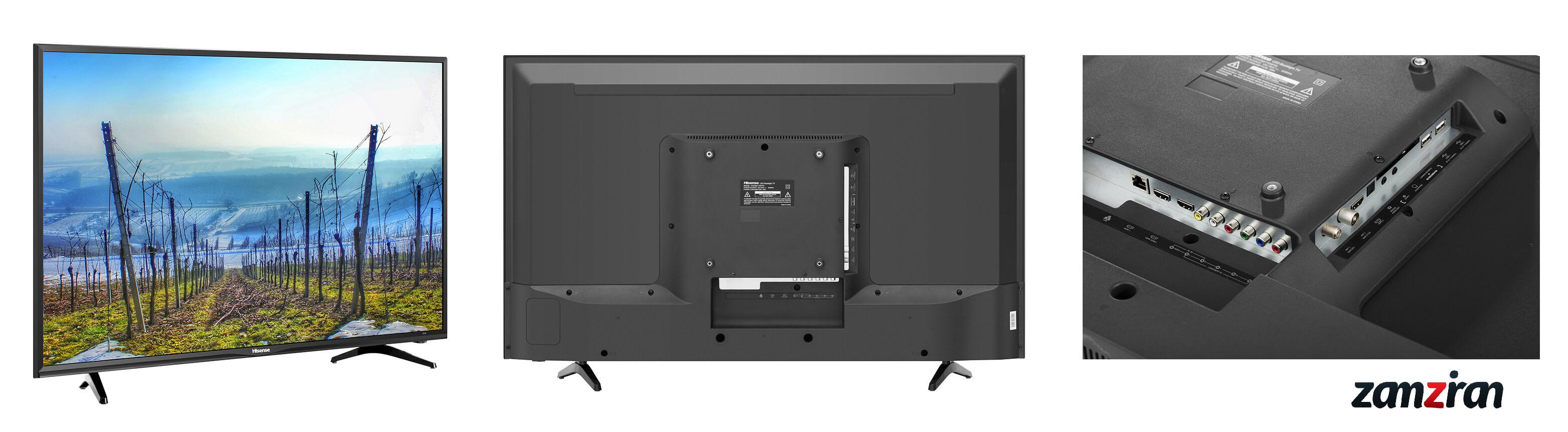 طراحی و ساخت تلویزیون 49 اینچ هایسنس