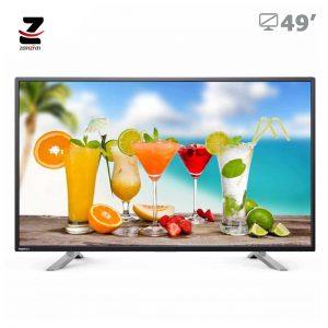تلویزیون ال ای دی Ultra HD - 4K هوشمند توشیبا سری ProTheatre مدل 49U7750 سایز 49 اینچ