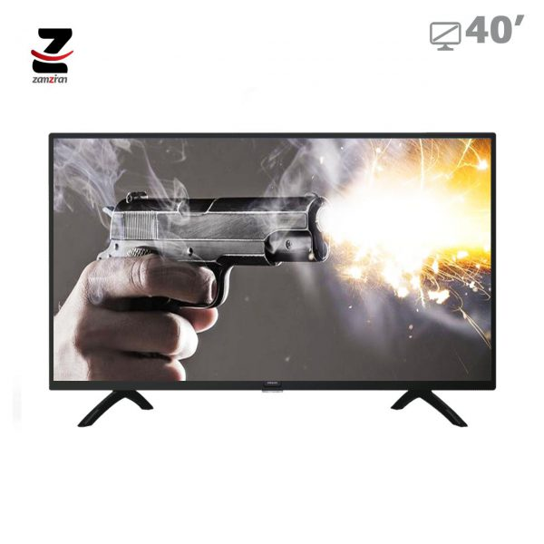 تلویزیون ال ای دی هوشمند فیلیپس سایز 40 اینچ مدل 40PFT5063