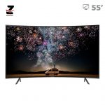 تلویزیون ال ای دی هوشمند Ultra HD - 4K سامسونگ سایز 55 اینچ مدل 55RU7300