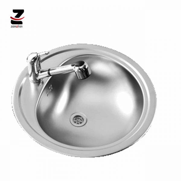 سینک ظرفشویی اخوان مدل 20 توکار