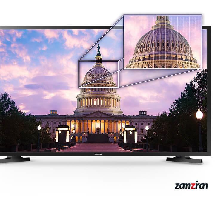 کیفیت تصویر و قابلیتهای آن در تلویزیون سامسونگ N5300