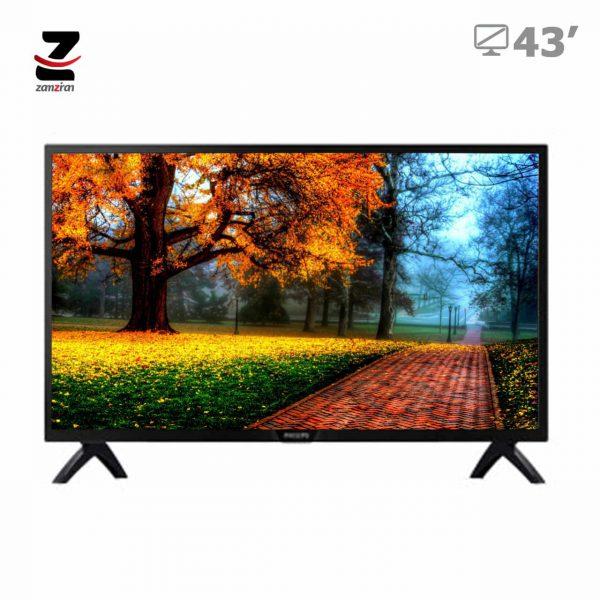 تلویزیون ال ای دی فیلیپس سایز 43 اینچ مدل 43PFT4002