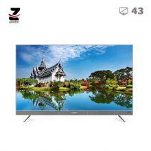 تلویزیون ال ای دی هوشمند ULTRA HD - 4K ایکس ویژن مدل 43XTU725 سایز 43 اینچ