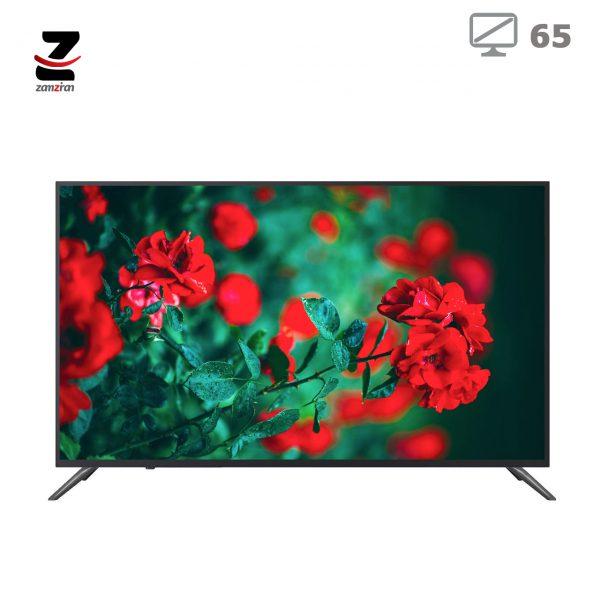 تلویزیون ال ای دی هوشمند ULTRA HD - 4K شهاب مدل 65SH102U1 سایز 65 اینچ