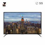 تلویزیون ال ای دی هوشمند Ultra HD – 4K فیلیپس سایز 55 اینچ مدل 55PUT6002