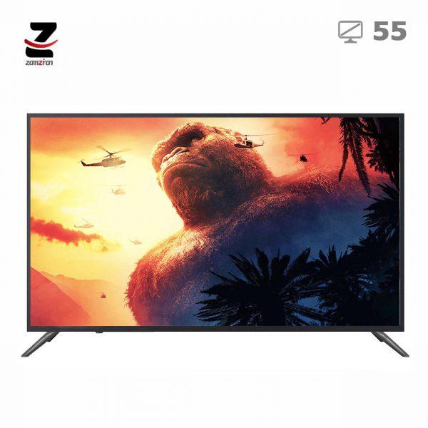 تلویزیون ال ای دی FUll HD دوو سایز 55 اینچ مدل DLE-55H1800NB