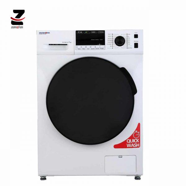 ماشین لباسشویی پاکشوما مدل TFU-73401 ظرفیت 7 کیلوگرم