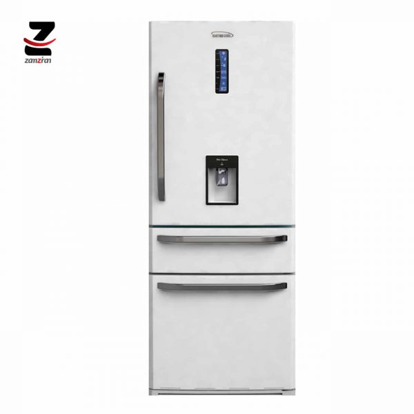 یخچال فریزر در فرانسوی الکترواستیل مدل ES36   ElectroSteel ES36 Refrigerator