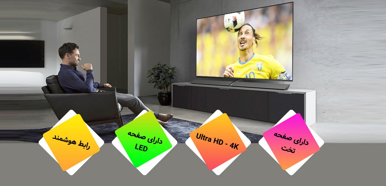 تلویزیون شهاب مدل 65SH102U1