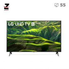 تلویزیون 55 اینچ و 4K ال جی مدل 55UM7100