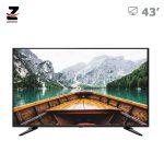 تلویزیون ال ای دی Full HD اکسنت مدل ACT4319 سایز 43 اینچ