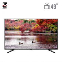 تلویزیون ال ای دی Full HD هوشمند اکسنت مدل ACT4919 سایز 49 اینچ