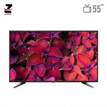 تلویزیون ال ای دی Ultra HD - 4K هوشمند اکسنت سایز 55 اینچ مدل ACT5519