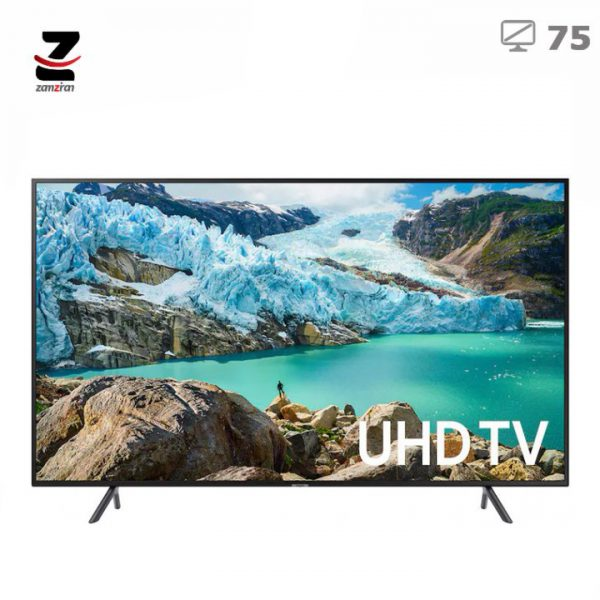 تلویزیون ال ای دی 4K سامسونگ مدل RU7100 سایز 75 اینچ